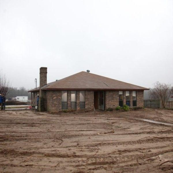 Bayless Custom Homes - Custom Home Builder Tyler TX - Extreme Home Makeover 11