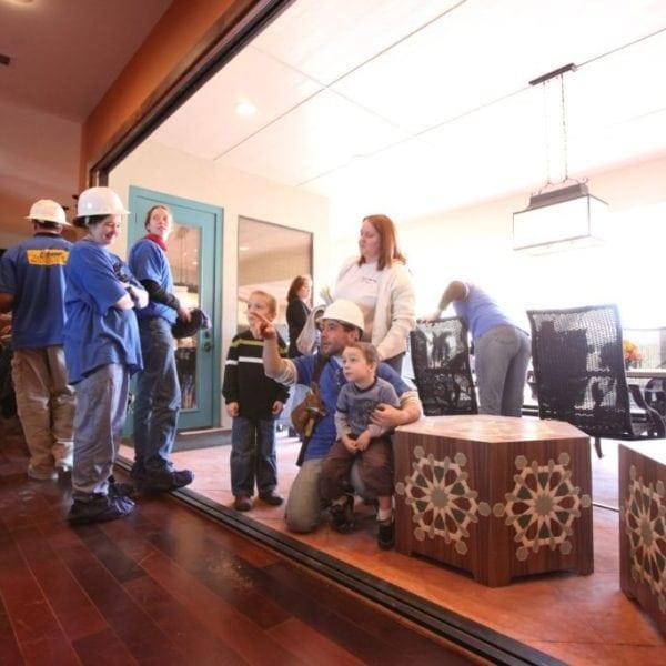 Bayless Custom Homes - Custom Home Builder Tyler TX - Extreme Home Makeover 28