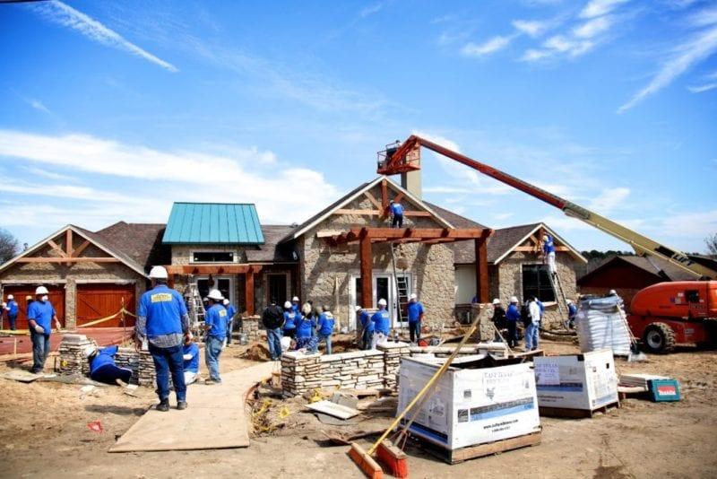 Construction Management Services - Custom Homes Builder Tyler